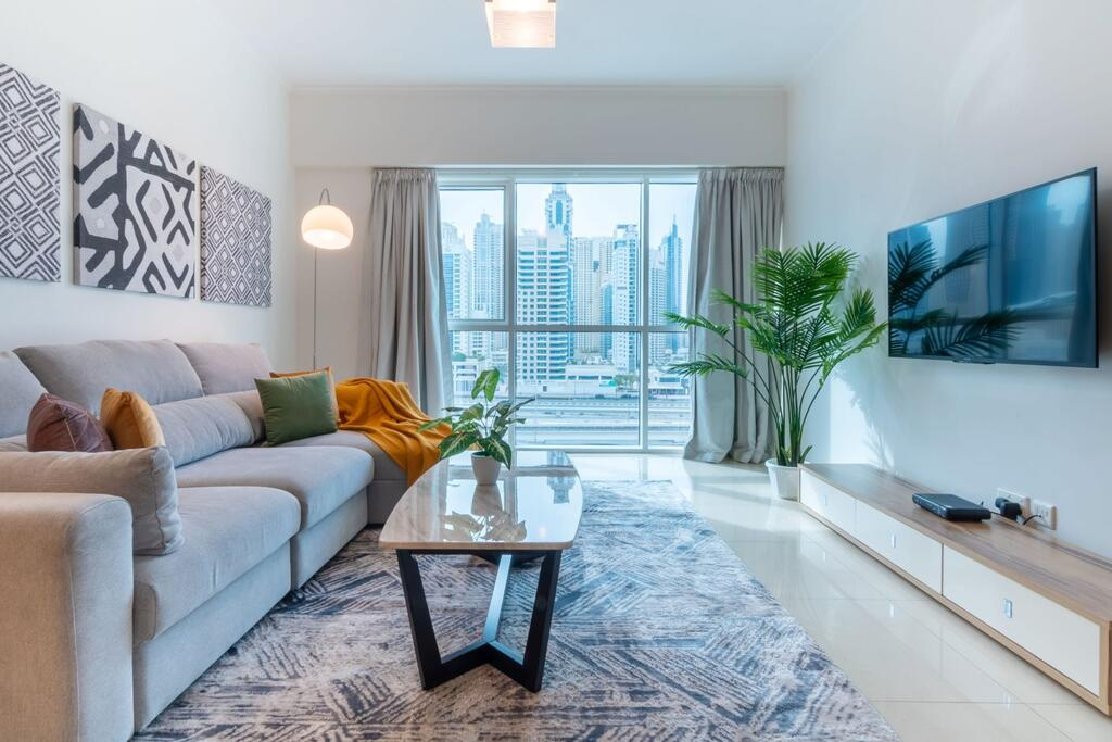 GuestReady - Stylish Apartment with Panoramic Views of Dubai Skyline Dubai